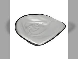 "Pan Seat 21"" Deluxe Cushion Vinyl Silver International B 340 450 230 460 400 C 350 Super C A 330 Super H 300 200 Super M Massey Ferguson TO35 65 35 2135 30 135 50 20 Minneapolis Moline Massey Harris"