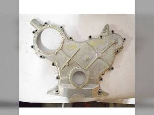 Used Timing Cover New Holland HW300 2450 6810S 5610S 6610S TS115 LX985 7740 LS190 7010 5640 2550 TS110 7610S HW320 TS90 6640 Ford 9030 87800905 87802504 E9NN6059AD
