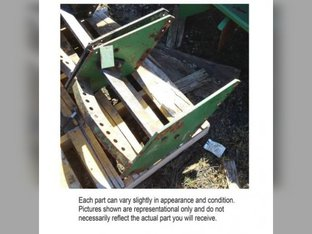 Used Drawbar Support Oliver 1950 1750 1955 1850 1855 2050 1755 2150 White 2-105 2-85 2-88 2-110 Minneapolis Moline G955 164664A