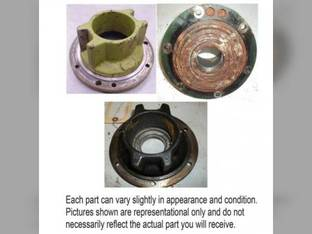 Used Feeder House Pulley Inner Hub John Deere 9510 9750 STS 9500 9410 9610 9600 7720 8820 9650 CTS 9660 9400 6620 9550 9750 9650 STS 9650 CTS 9660 STS CTSII 9860 STS 9550 SH 9560 9760 STS 9760 9450