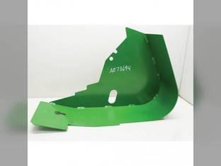 Used Pickup Rotor Drive Shield John Deere 458 448 558 457 567 467 568 468 447 557 547 AE73694
