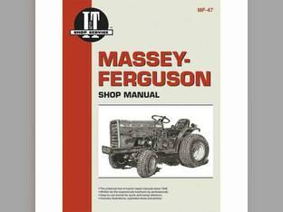 I&T Shop Manual Massey Ferguson 1020 1020 1010 1010