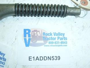 Spring-control Rod