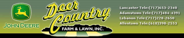 DEER COUNTRY FARM AND LAWN- LANCASTER