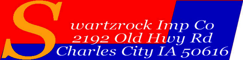 SWARTZROCK IMPLEMENT CO. INC.
