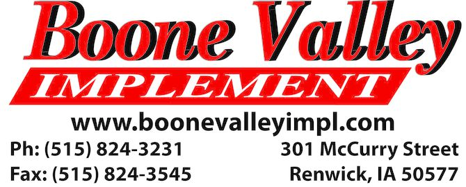 BOONE VALLEY IMPLEMENT INC.