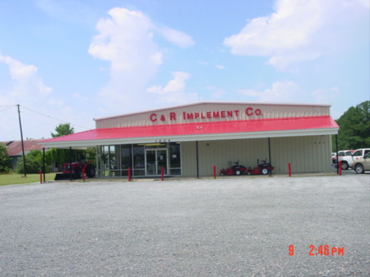 C & R IMPLEMENT COMPANY - Tractor & Farm Equipment Dealer in NC for