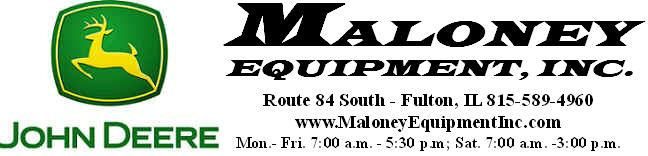 MALONEY EQUIPMENT