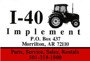 I-40 IMPLEMENT