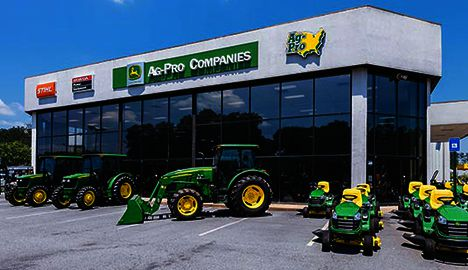 Ag Pro Of Athens Tractor Amp Farm Equipment Dealer In Ga