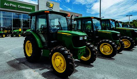 Ag pro of valdosta tractor farm equipment dealer in for Honda dealership valdosta ga
