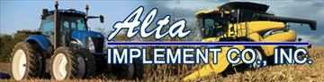 ALTA IMPLEMENT CO.