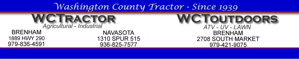 Washington County Tractor