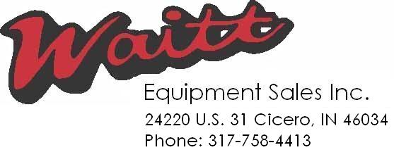 WAITT EQUIPMENT SALES, INC.