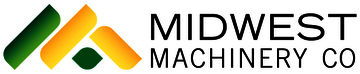 MIDWEST MACHINERY CO. Logo