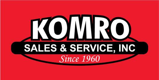 Komro Sales & Service, Inc. Logo