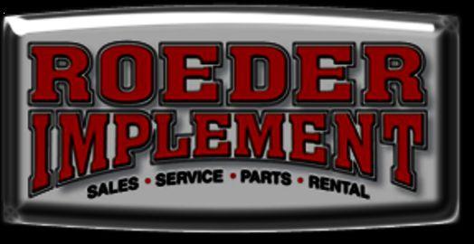 ROEDER IMPLEMENT Logo