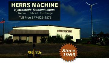 herrs machine