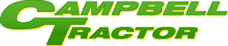 CAMPBELL TRACTOR CO. Logo