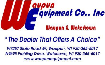 Waupun Equipment Logo