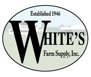 Whites Farm Supply Logo