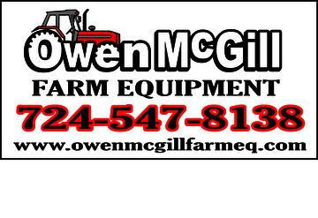 Owen Mcgill Farm Equipment Tractor Farm Equipment Dealer In Mt Pleasant Pa 15666