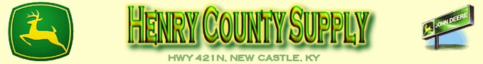 HENRY COUNTY SUPPLY INC