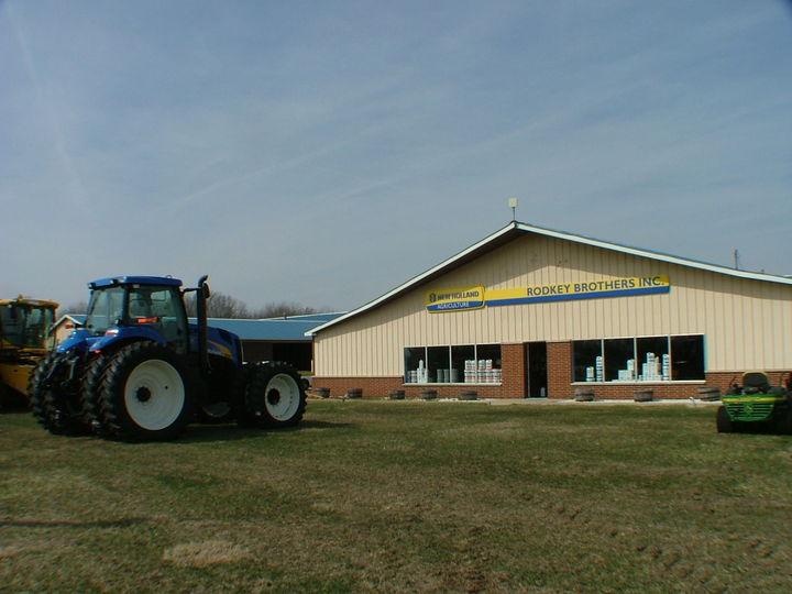 New Holland Dealership : New holland rochester tractor farm equipment dealer
