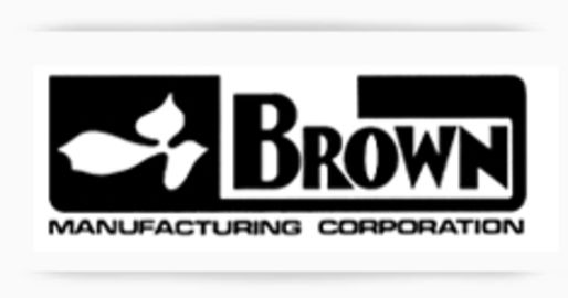 BROWN MANUFACTURING CORPORATION Logo