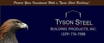 TYSON STEEL BUILDING PRODUCTS, INC. Logo