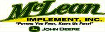 McLean Implement, Inc. Logo