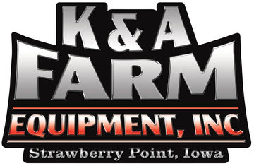 K & A FARM EQUIPMENT INC. Logo