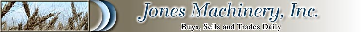 JONES MACHINERY, INC.