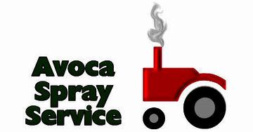 AVOCA SPRAY SERVICE Logo