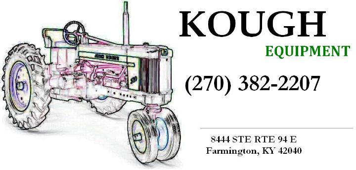 KOUGH EQUIPMENT