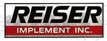 REISER IMPLEMENT, INC.