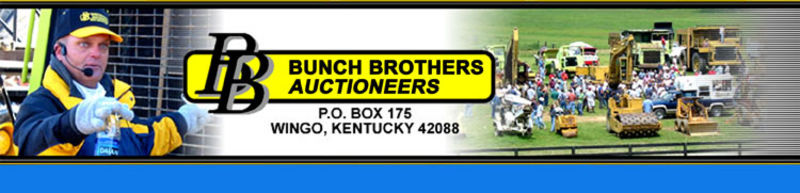 Bunch Bros. Auctioneers Logo