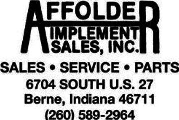 AFFOLDER IMPLEMENT SALES, INC.