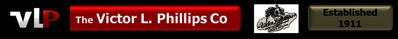 The Victor L Phillips Co #6 Logo