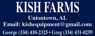 KISH FARMS Logo