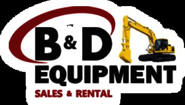 B & D Equipment Sales and Rentals