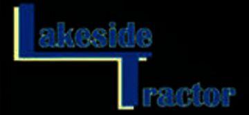LAKESIDE TRACTOR Logo