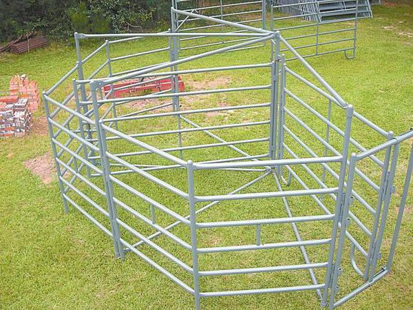 Bad Cattle Panels