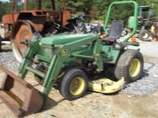 John Deere 855 Parts/Salvage For Sale New & Used | Fastline