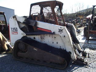Bobcat Construction Salvage Parts For Sale New & Used | Fastline