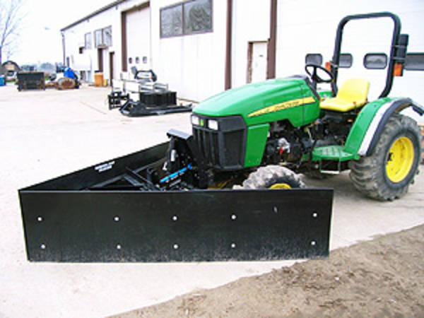 Fritsch Feed Plow