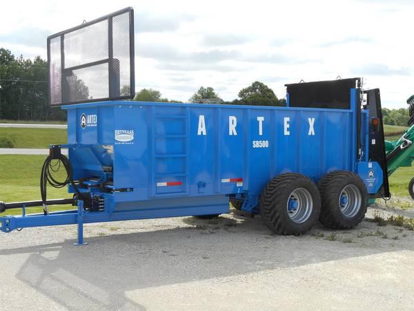 2020 Artex SB500