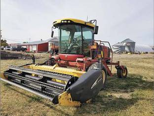 Swathers For Sale New & Used | Fastline