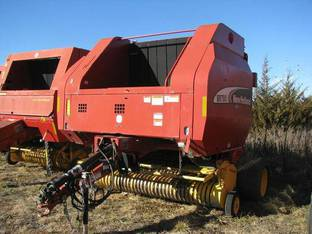 New Holland BR7080 Balers For Sale New & Used | Fastline