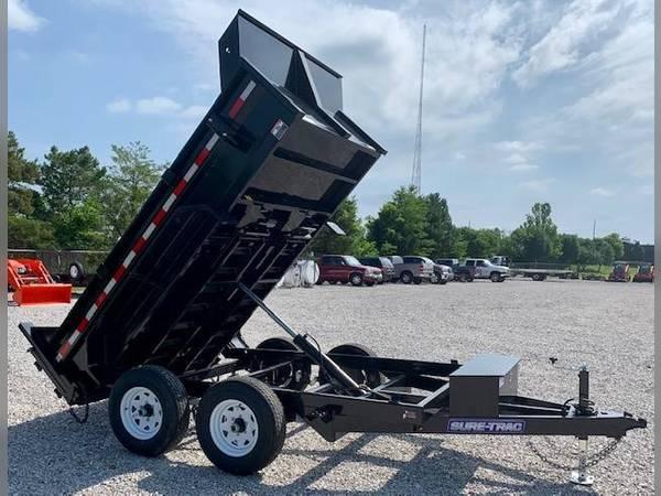 2020 Sure-Trac 6'x10' dump